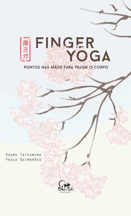 Livros Okido Finger yoga Frente Okido Terapia