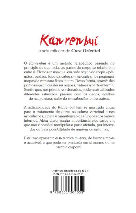 Livros Okido Kanrenbuí em Português Costa Okido Terapia