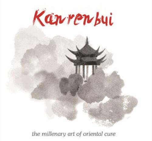 Produtos Livro Kanrenvui - the millenary art of oriental cure